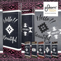 【全面対応フルカスタム!】Ploom TECH プルームテック10【選べる6デザイン】専用スキンシール 裏表2枚セット