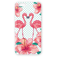 No.INFINITE flamingo by maw 3D ハードスマホケース 対応7機種(iPhone/アンドロイド機種)