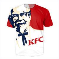 ケンタッキーフライドチキンTシャツ U0079