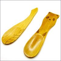子供用木製スプーンセット(パンダとくじら) U0001