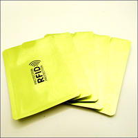 磁気破損防止カードケース 5枚セット U0091