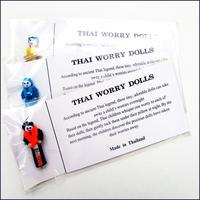 悩みを解決!タイの伝統民芸品! ウォーリードール U0003