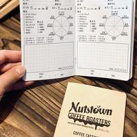 NUTSTOWN COFFEE TASTING NOTE