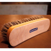 サフィール グランドホースヘアブラシ 18cm