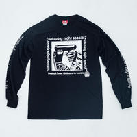 nutty clothing / SATURDAY NIGHT SPECIAL LONG SLEEVE T-SHIRT