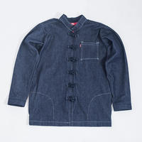 nuttyclothing / KUNG FU DENIM JACKET