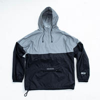 nuttyclothing /  Two Tone Reflective Anorak