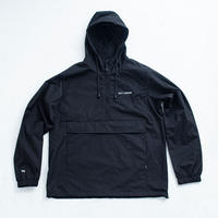 nuttyclothing / NUTTYSPORT  ANORAK JACKET Black