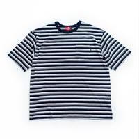 nuttyclothing  / Multi Border Pocket T-Shirt