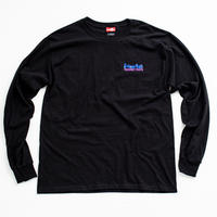 nuttyclothing / MIDNIGHT PEEPS  LONGSLEEVE T-SHIRT