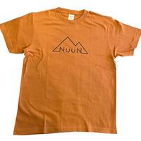 NuuN Original T-shirt CAMEL キャメル