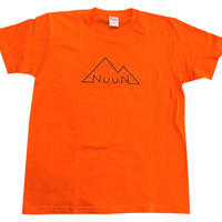 NuuN Original T-shirt ORANGE オレンジ