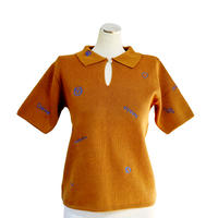embroidery  tops(s-2)