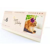 -花と猫- NyanConオリジナル日めくりカレンダー2019