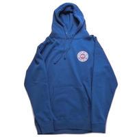 Call me917  Club プルオーバーHood ブルー blue bianca chandonを手掛けるアレックスオルソンのスケートブランド!US買付