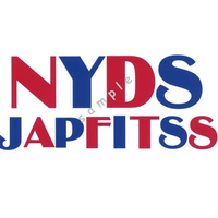 NYDS オリジナル ステッカー:NYDS JAPFITSS