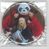 YUKI YUKI & ツヤンツヤン缶バッチ:大
