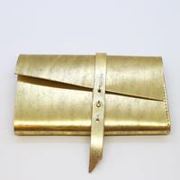LONG WALLET gold(エコムラレス)