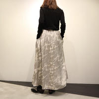 tranoi グランジスカート(khaki)