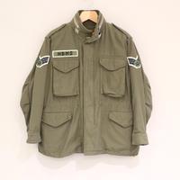 ミリタリージャケット(khaki)