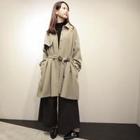 tranoi シャツジャケット(khaki,black)