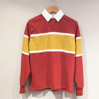 HBNS ラガーシャツ(red)