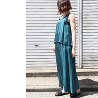 hippiness レイヤードワンピース women's