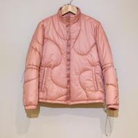 PORTVEL キルティングブルゾン(pink)