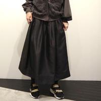THOMAS MAGPIE タフタスカート(black)