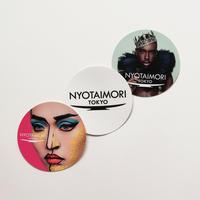 NYOTAIMORI TOKYO オリジナルステッカー3枚セット