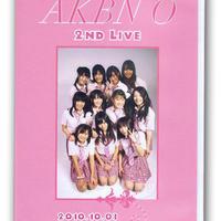 AKBN 0 2ND LIVE DVD