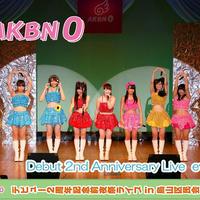 AKNB 0 デビュー2周年記念前夜祭ライブ