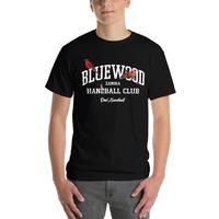 [ZIKOMOプロジェクトxREAL HB] コットンTシャツ ブラック