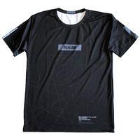 ボックスロゴ トレーニングドライTシャツ ブラック