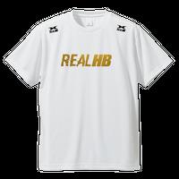 リサイクルベーシックTシャツ ホワイトゴールド
