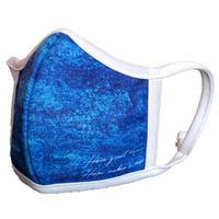 [高田舟×REAL HB] チャリティーコラボマスク ブルー