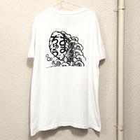 あおちゅうTシャツ(white)