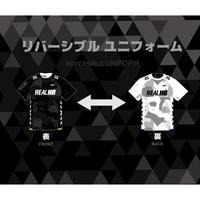 リバーシブル昇華転写ユニフォーム★トップス&パンツセット