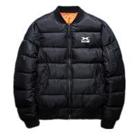 中綿 MA-1 ジャケット ブラック
