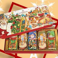 【ニーダーエッガー】クリスマス缶