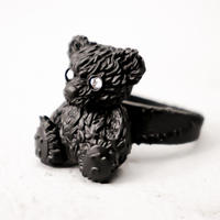 Sit down, tiny baby / Bear ring