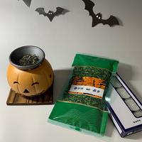 ジャックオランタン茶香炉 専用茶葉・キャンドル付