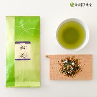 玄米茶「初花」100g  (送料230円)