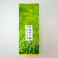 茶農家のまかない茶 抹茶入り 250g