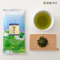 荒茶「福みどり」100g  (送料230円)