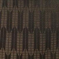 羽織 正絹  黒系に矢絣柄 h46