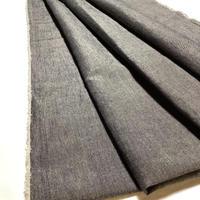 亀田縞 綿50%麻50%(春秋向き)