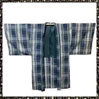 『京・木棉乙オリジナル木綿男羽織』