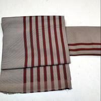 ひとえ帯 博多織 縞柄ob26