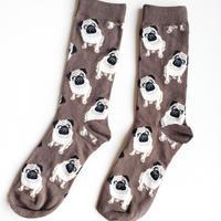 パグソックス/Pug Pug socks